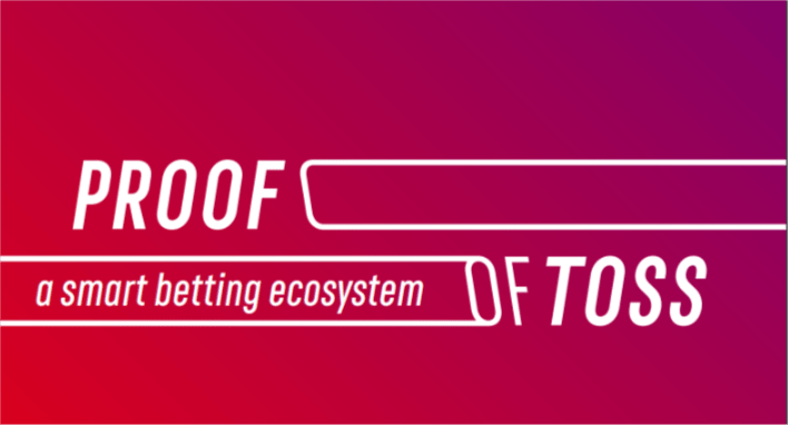 Betting protocol PROOF OF TOSS: the features of technical implementation